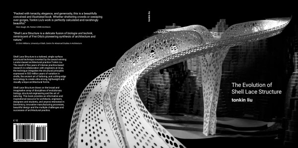 Book | The Evolution of Shell Lace Structure :by Tonkin Liu