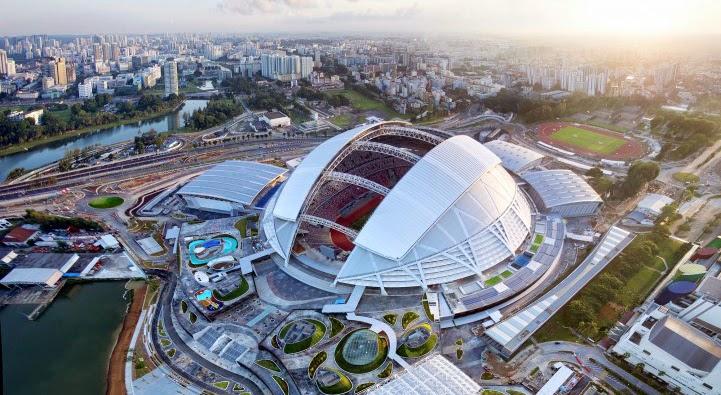 Singapore Sports Hub 2MG
