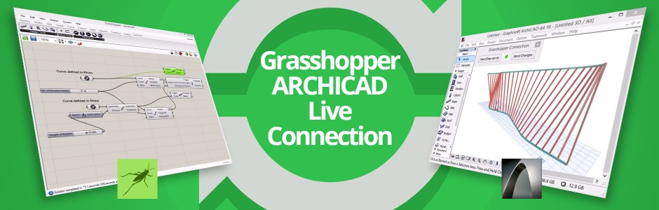 Grasshopper - ARCHICAD Live Connection