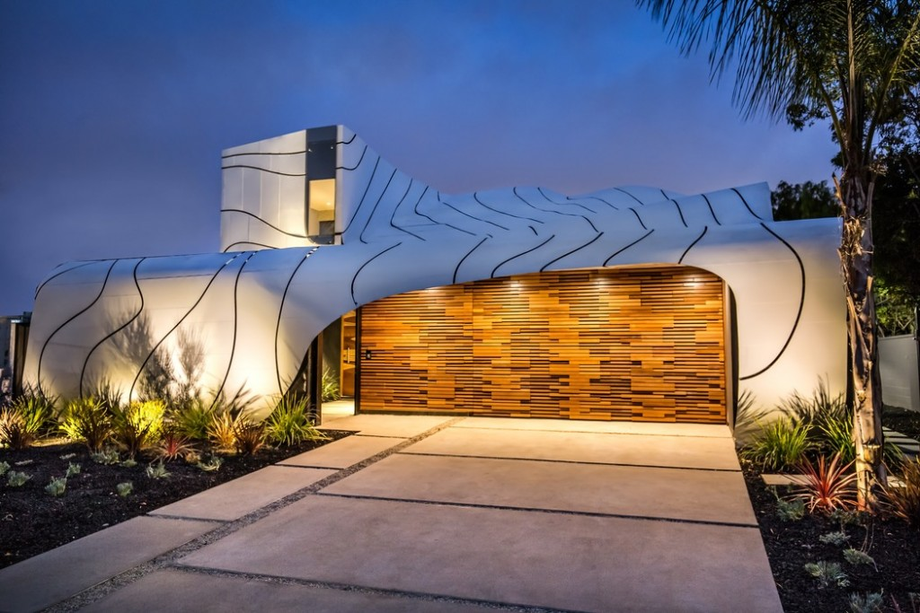 Home Design with a CNC- The Wave House