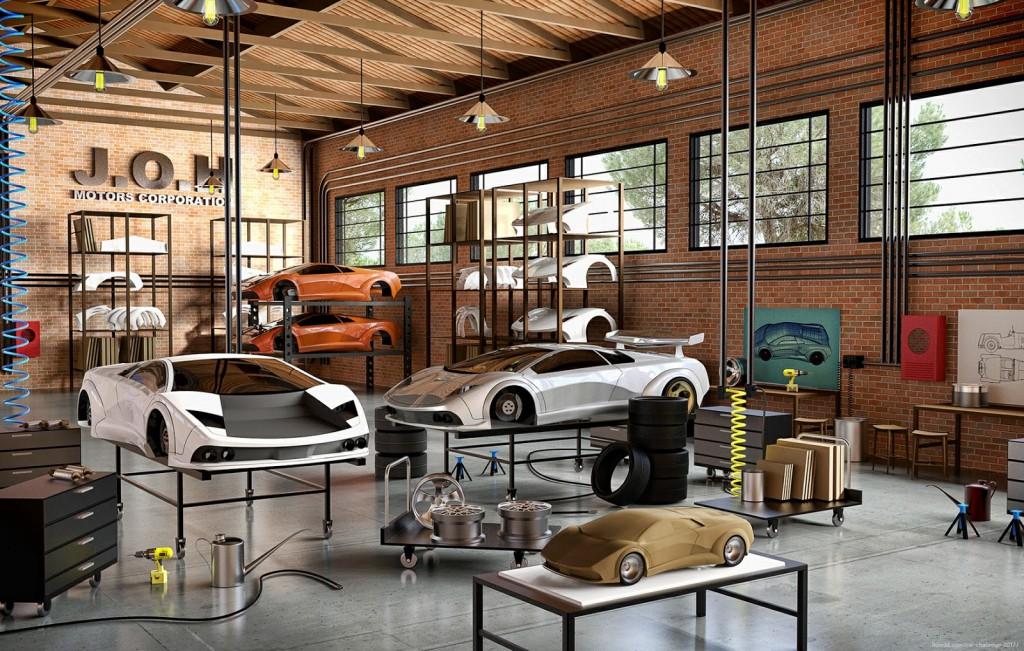 Building-_Sport_Car