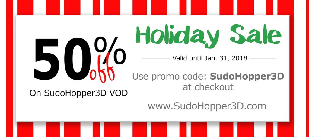 SudoHopper3d Holidays Sale2